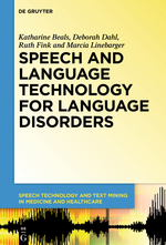 speech and language disorders book